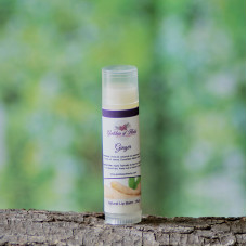 Ginger Natural Lip Balm