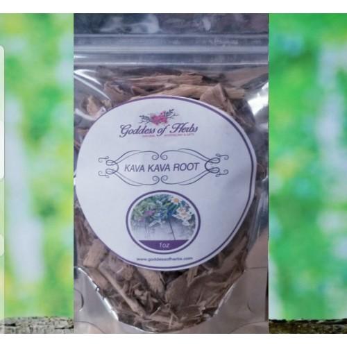 Kava Kava Root 1oz. Dry Root