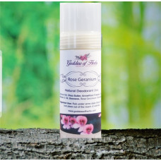 Rose Geranium Deodorant