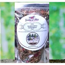 Smokers Detox Herbal Blend for Tonic, Tea, Smoke or Incense